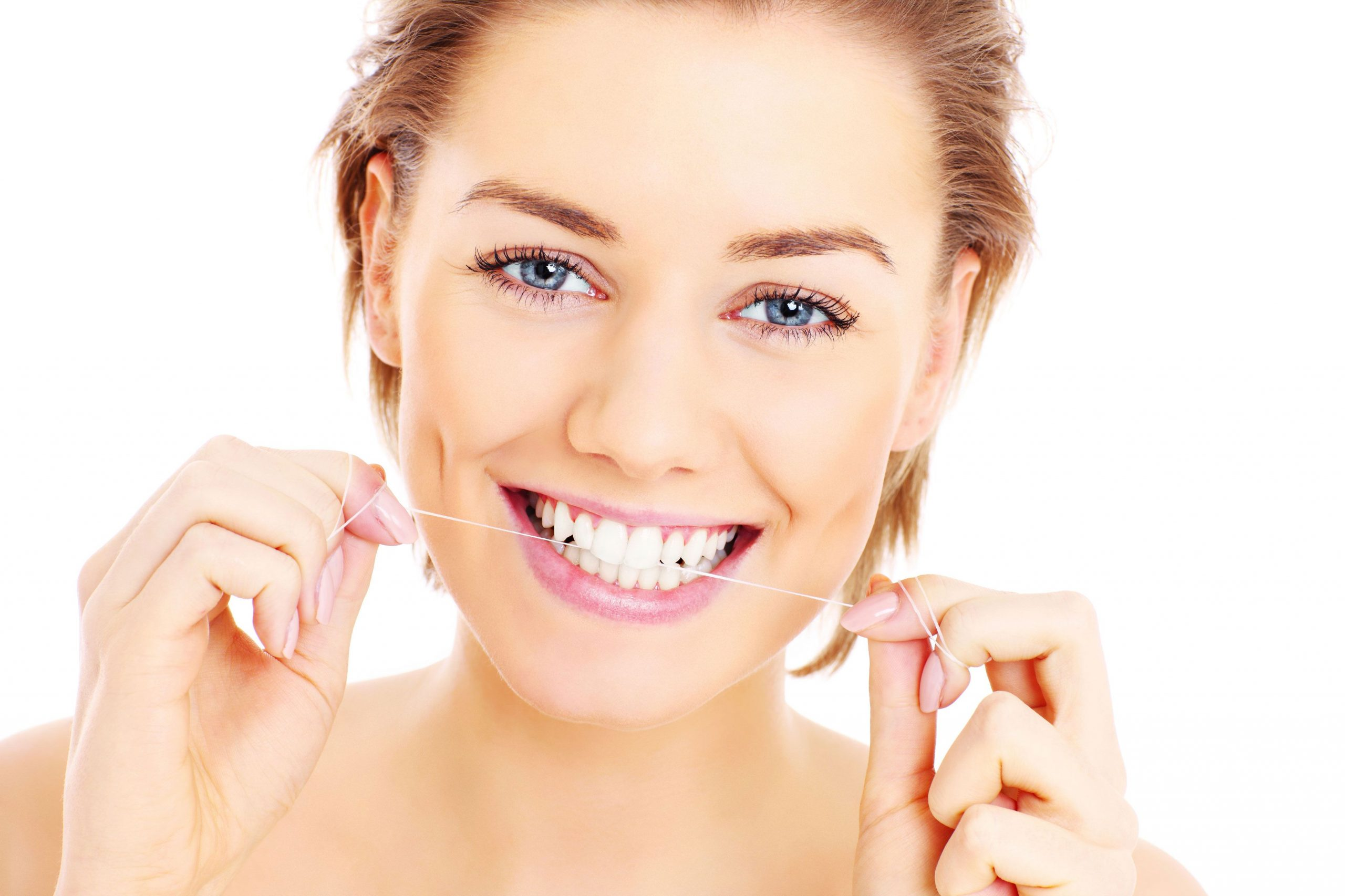 Anchorage AK Dentist | Only Floss The Teeth You Want To Keep